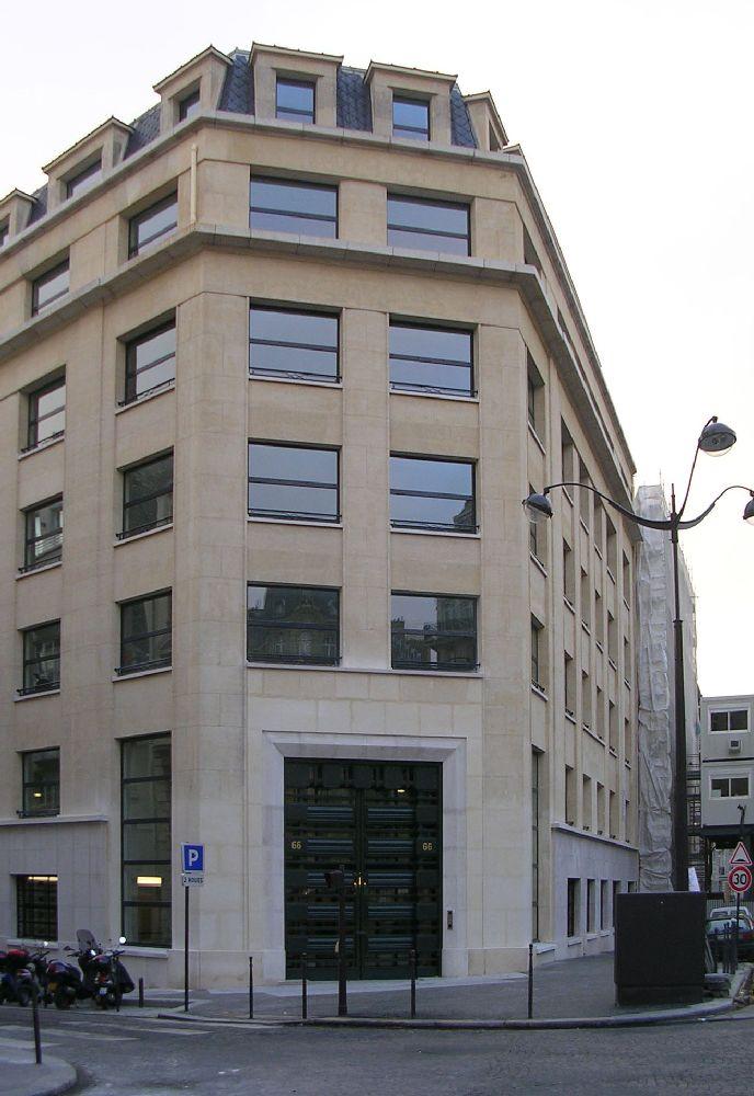 immeuble de bureaux paris 8 audfi. Black Bedroom Furniture Sets. Home Design Ideas